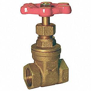 Gate valve.