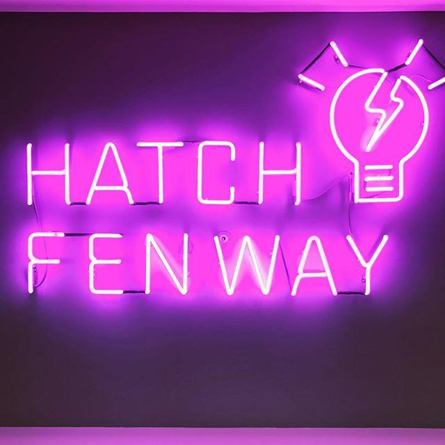Meetings + Deliveries #HatchFenway