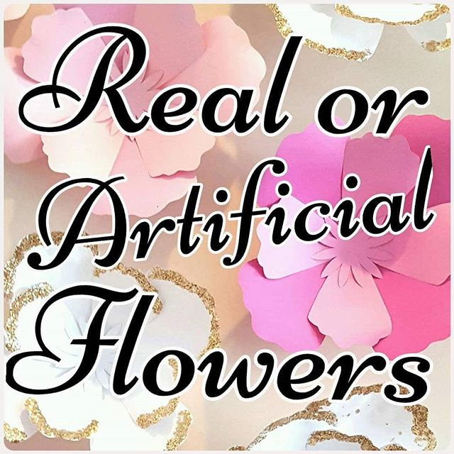 #sitdownsunday #beelegantevents Real or Artificial flowers? 💐The smell of real flowers makes me smile🌺🌻 but you can keep artificial flowers for a lifetime.🌷🌼 Is one better than other; or is it a personal choice.#flowerslovers #florals #blooms #flowerstagram #flowers #flower #flowermagic