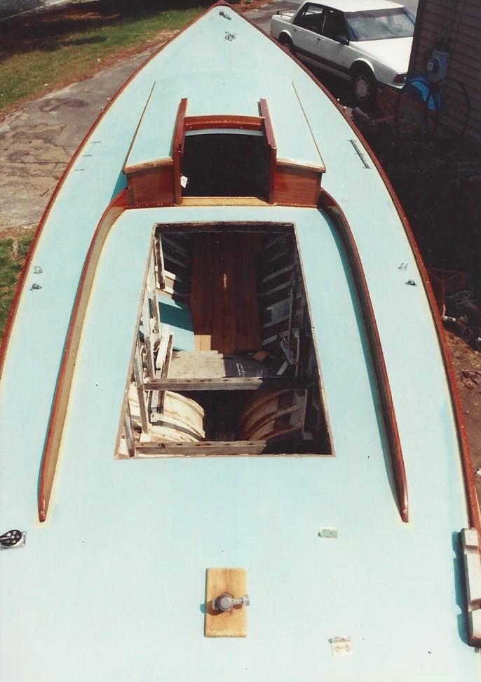 Gutted Below Decks