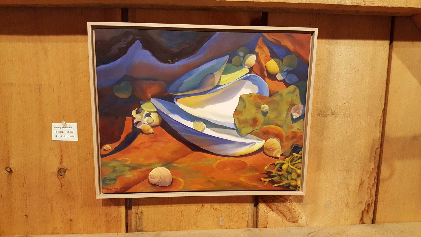 Artwork of Wendy Newcomb