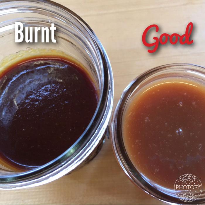 Caramel Sauce Comparison