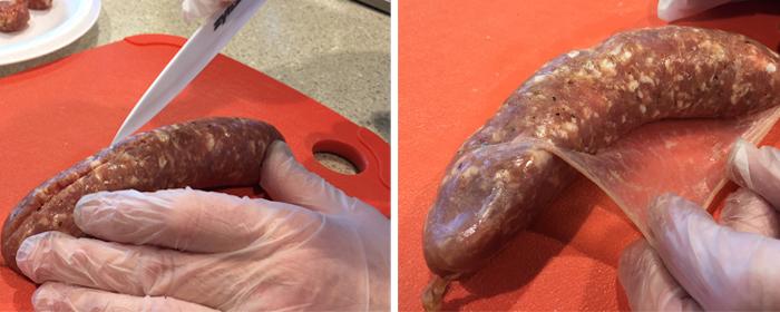 Eckert's Italian Sausage