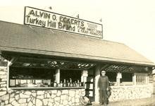 Alvin O. Eckert's Roadside Stand