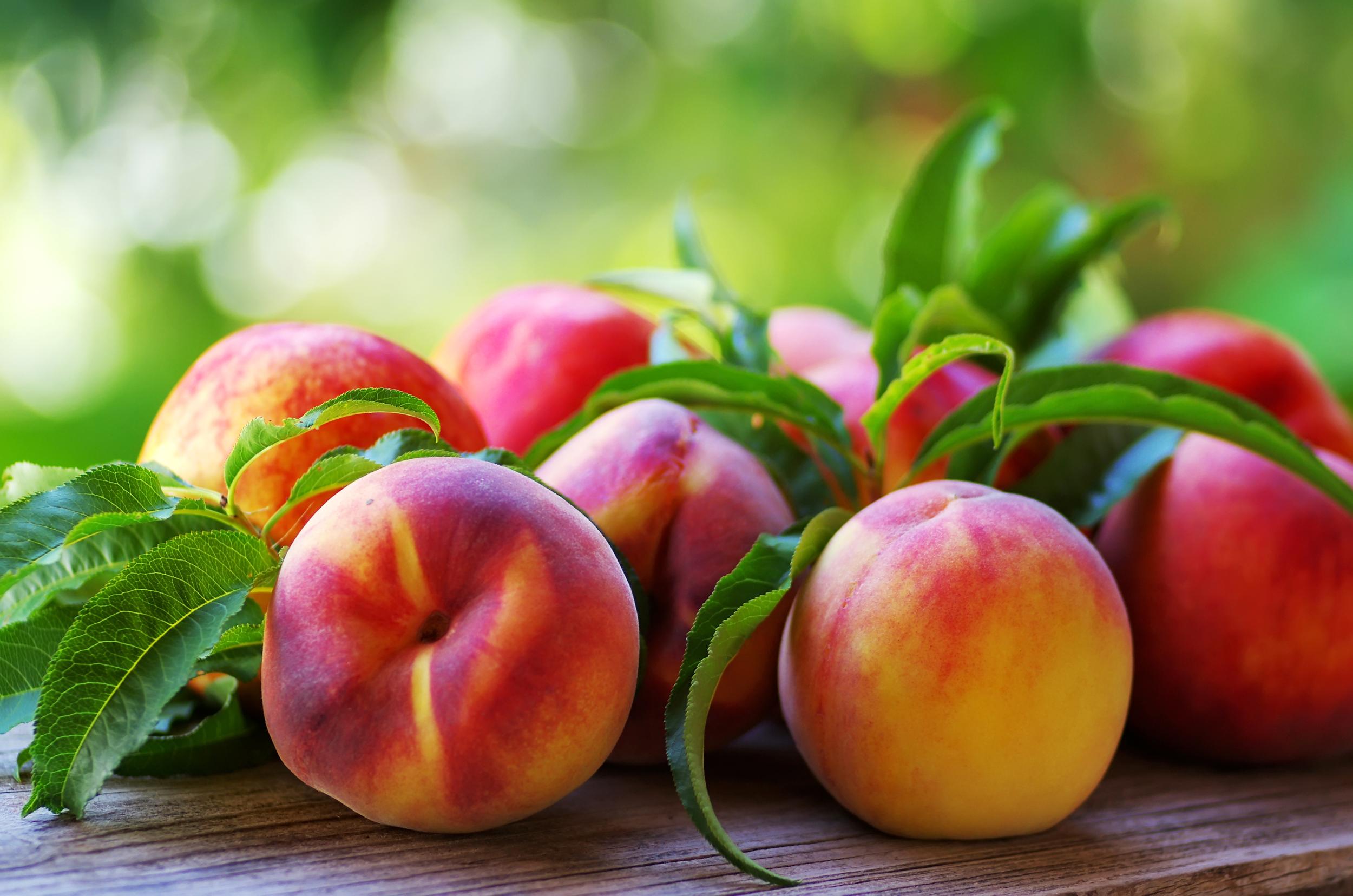 Eckert's Peaches