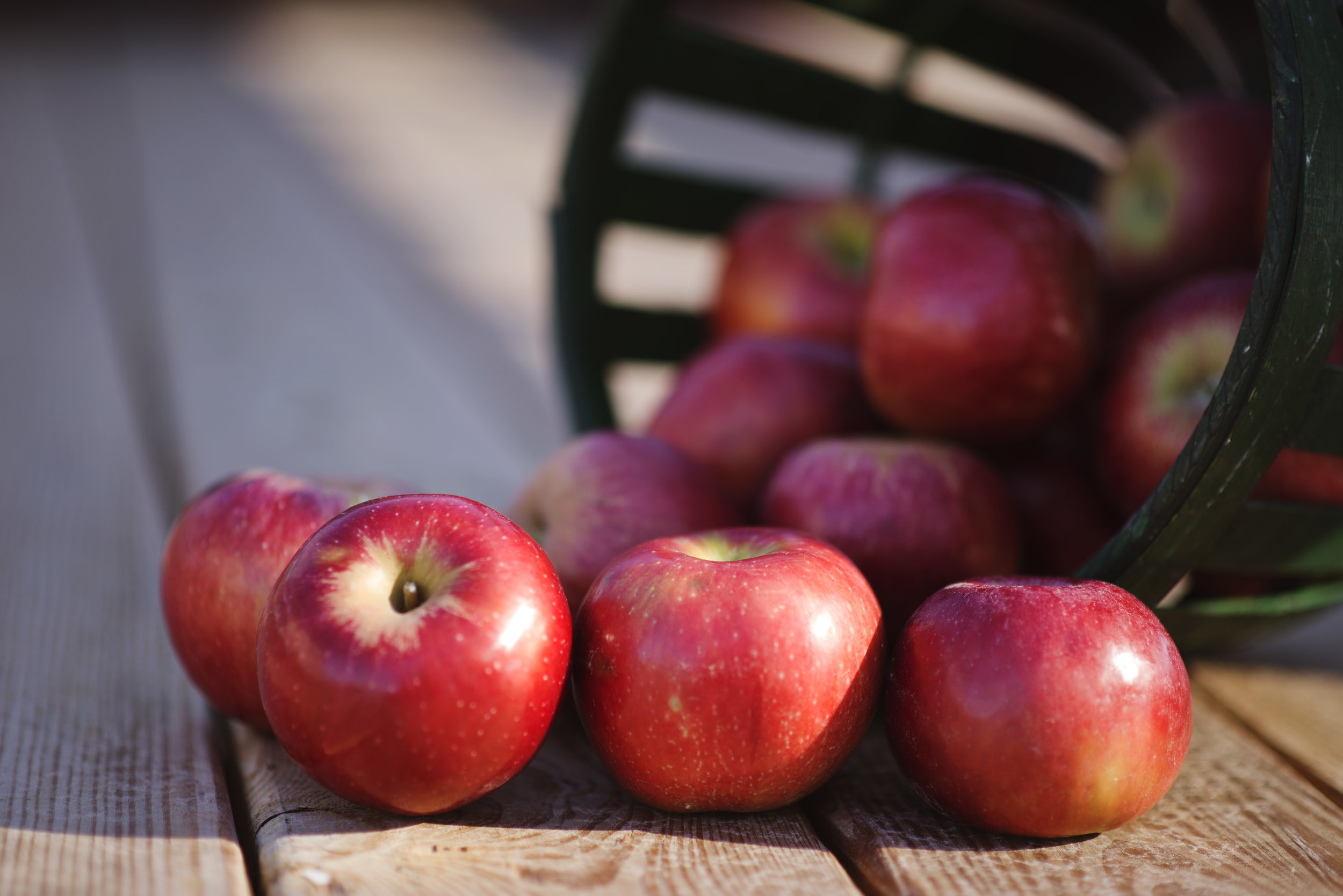What Vitamins are in Apples