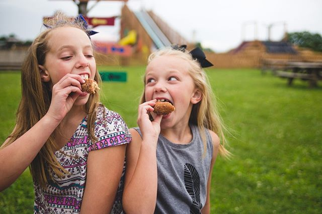 When you realize that it is ONLY Wednesday - you load up on all the cider donuts to get you through the rest of the week.⠀ -⠀ -⠀ -⠀ -⠀ -⠀ #eckerts #eckertsorchard #falltreat #donut #cider #ciderdonut #funonthefarm #eatwell #versaillesky #visitlex #kentuckyproud