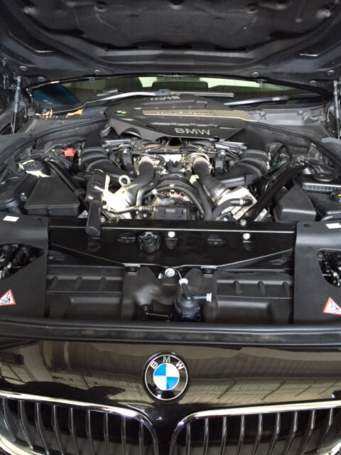Have you seen the inside of a 650i? ITS A BEAST!