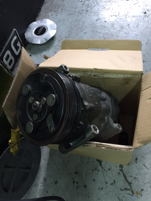 MINI Cooper Air-con compressor