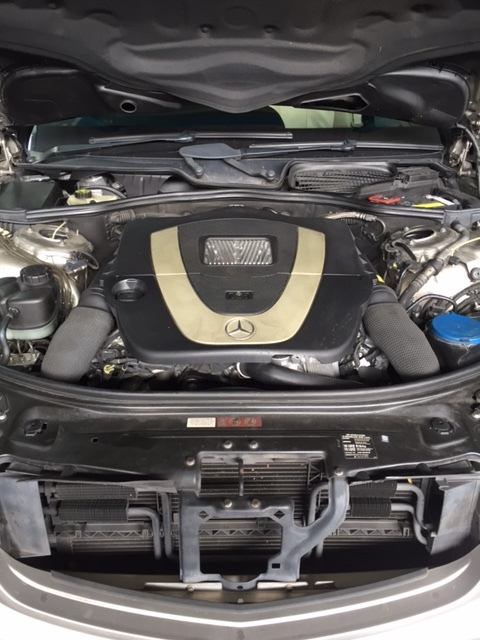 MERCEDES BENZ ABSORBER/AIRMATIC REPLACEMENT — Precise Auto
