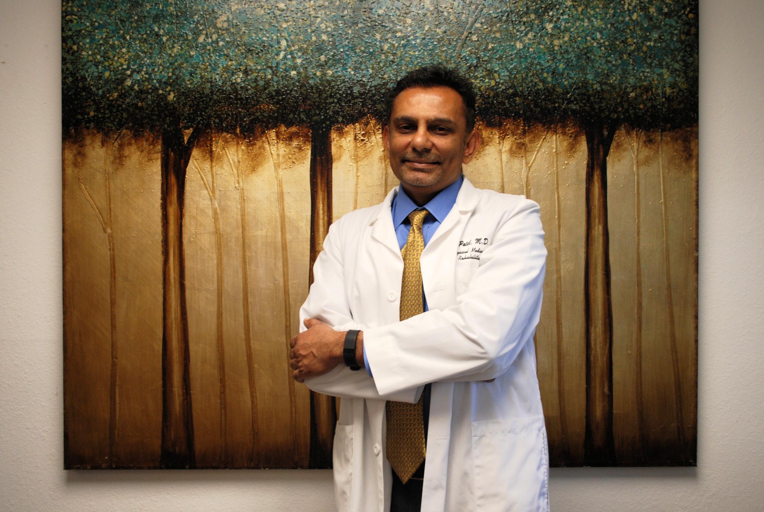 Sanjay R. Patel, M.D.