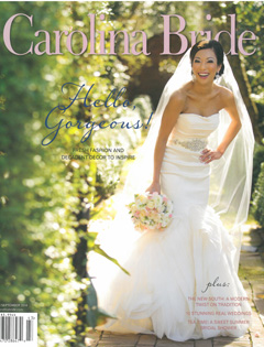 Carolina Bride July September 2014 cover.jpg