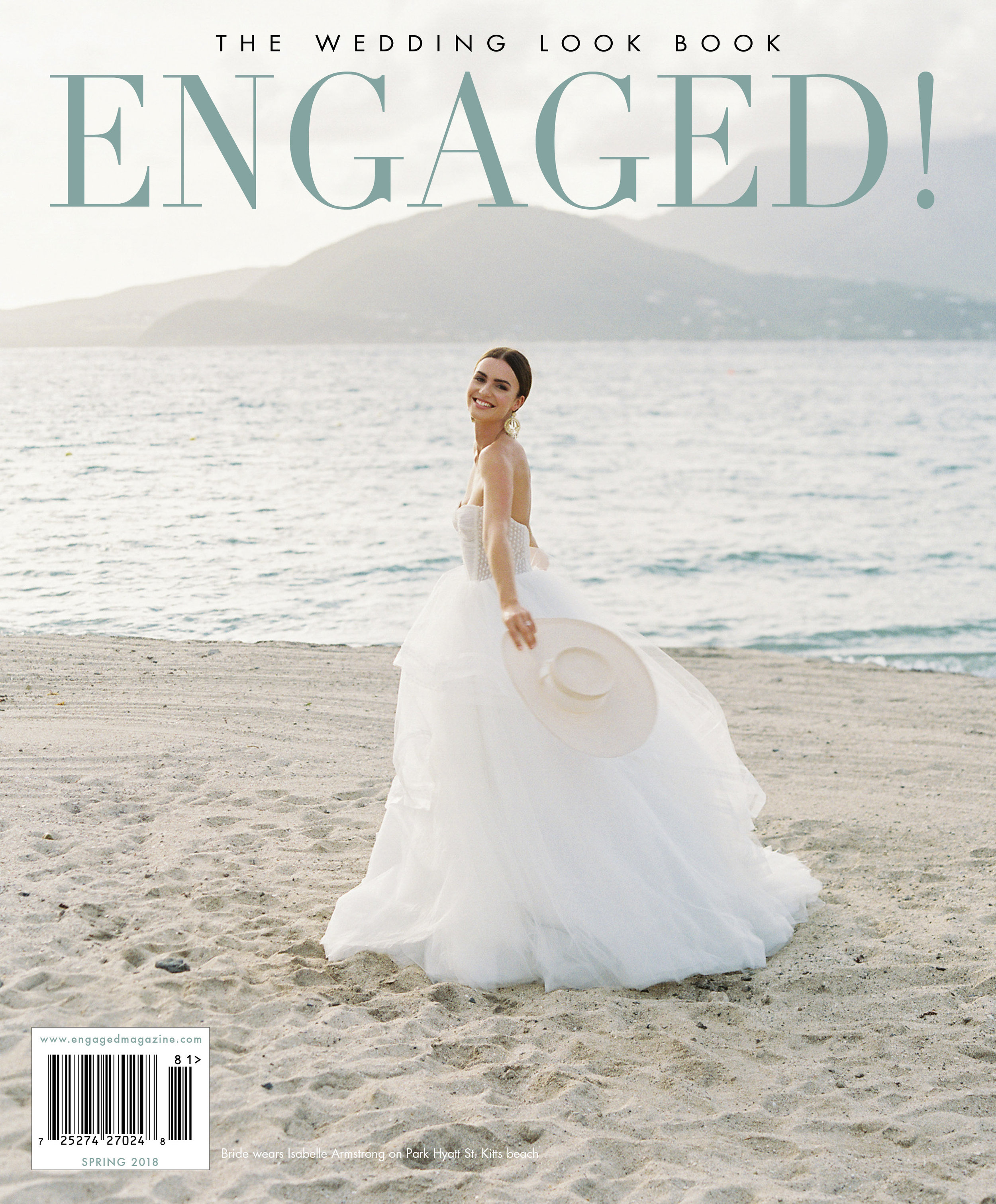 Engaged! ~ Spring 2018 Cover