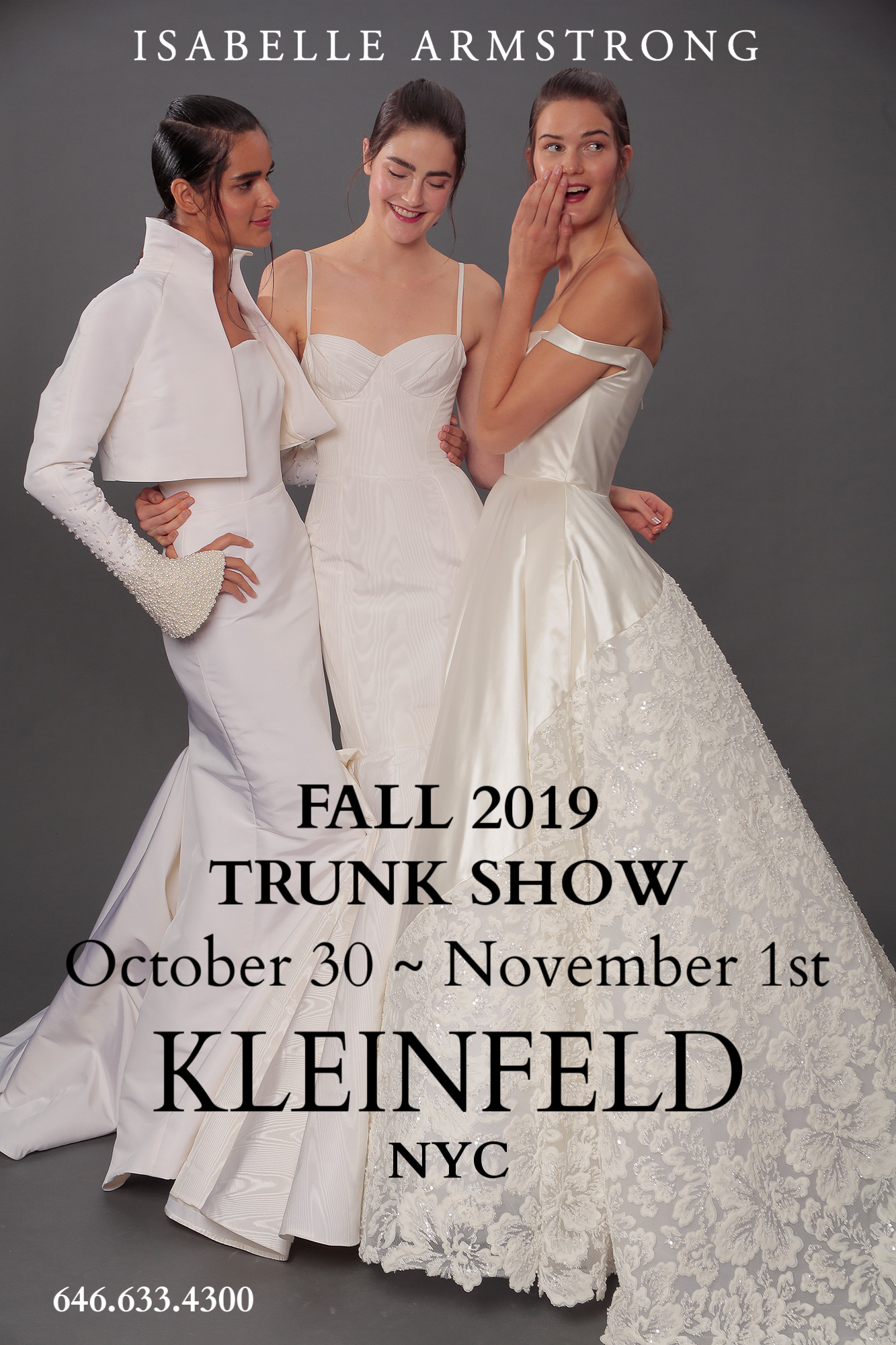 IA TRUNK SHOW - KLEINFELD 10:30:18.png