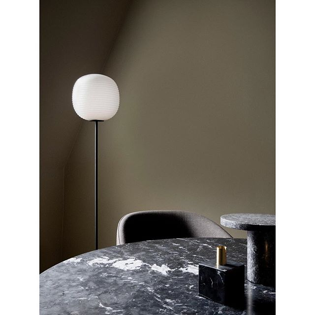 New obsession 🖤 the Lantern family by @newworksdk #newworksdk  #lightingdesign #design #interiors