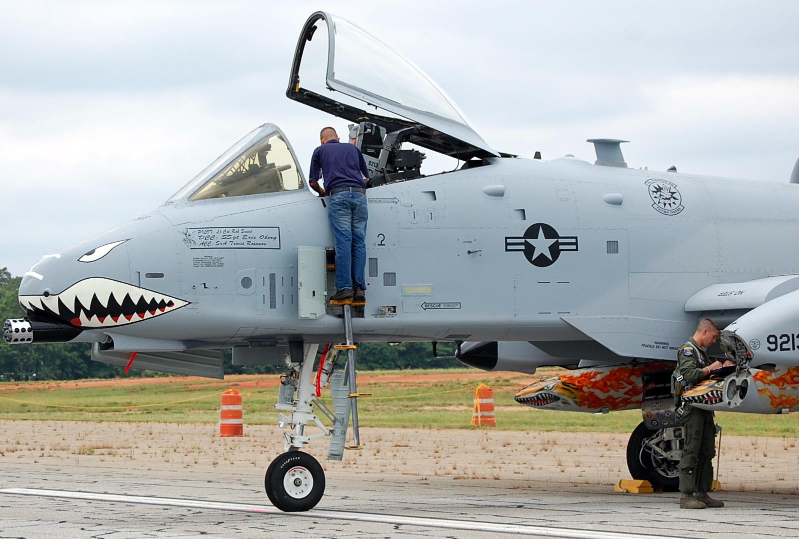 A-10 Arrival (3).JPG