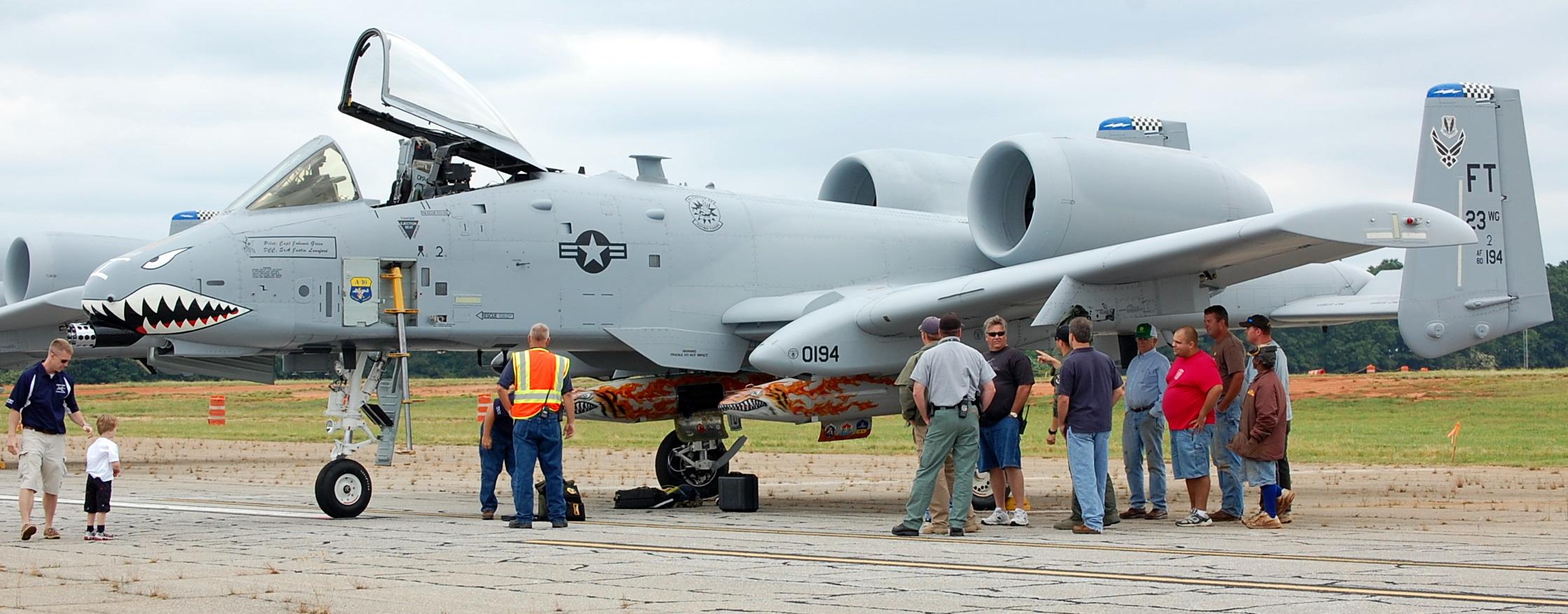 A-10 Arrival (4).JPG