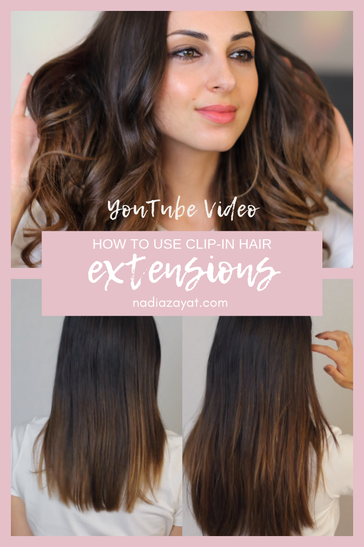 how to use clip in extensions