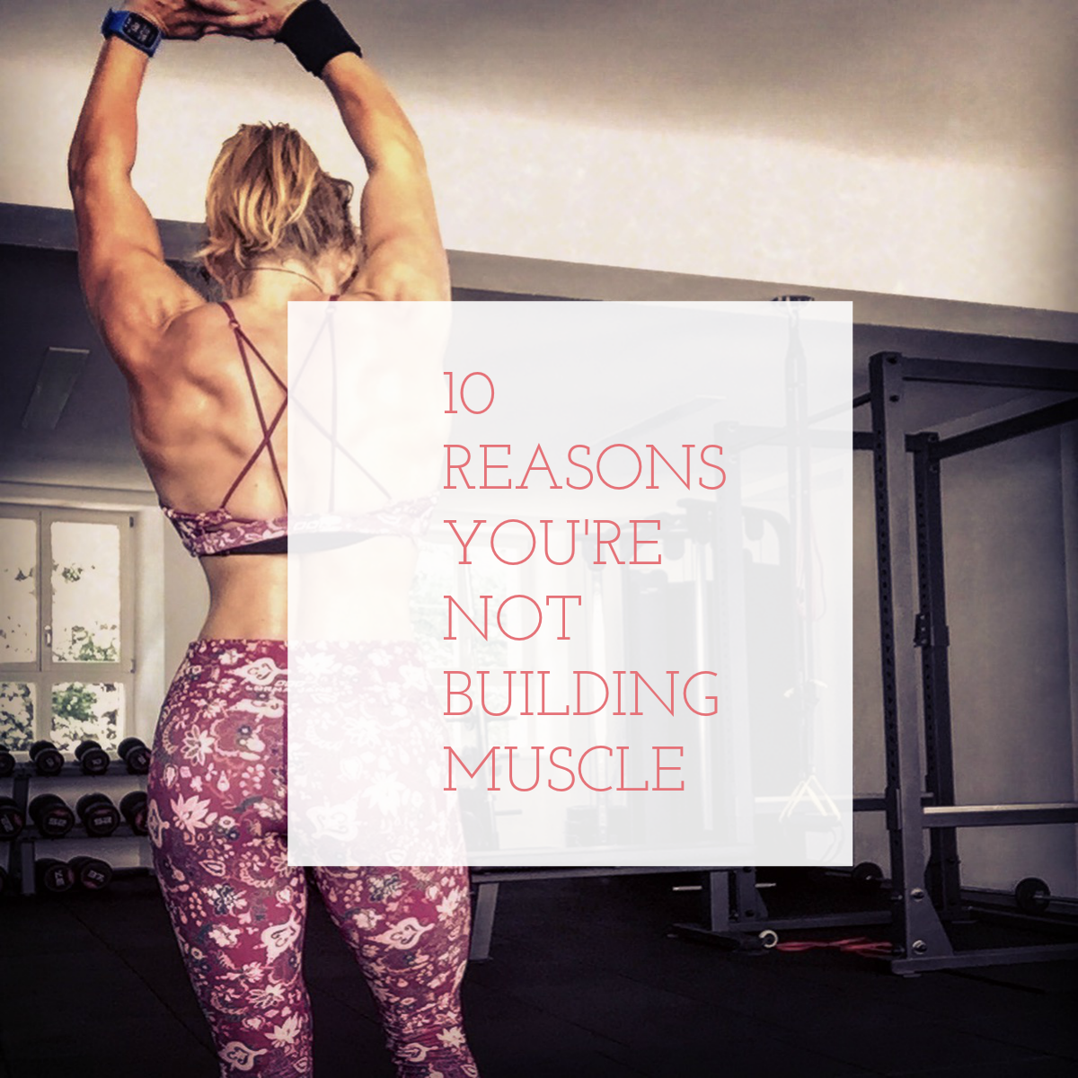 """With Summer coming to an end, how many people out there will be transitioning from 'Summer shredding' to 'Winter bulking'? My guess would be around 50% of the fitness industry!  Now, don't get me wrong, there's absolutely nothing wrong with this - however, I'm also pretty certain that many people out there attempting to 'bulk' are going to struggle. They may have been following this cycle of cutting and bulking for a few years with seeing any significant muscle gain - so why is this? Although building muscle does take time, if you are struggling to see progress or increase your muscle mass after a few years, my guess is that you are doing one (or more) of the following:   1) You aren't Eating Enough!   This is going to be the most significant reason for most people, and that's why it's number one! To grow, you need to be in a surplus. This doesn't mean eating so much that you are gaining a lot of excess body fat, but it does mean eating a decent amount more than you burn (200-500Kcals more) on a consistent basis. This is so that your body has enough to repair and recover as well as grow. I read an analogy recently which the trainer Alex Carneiro uses with his clients. It goes:  """" Can you build a house with blueprints, construction workers, but no raw materials? Nope.""""       2) You don't put enough effort into your training   Some sessions aren't going to be your best - sometimes you're going to be worn down, exhausted or have other things on your mind, and that's ok. But think of your average session: are you skimping out on some reps or sets or choosing not to add those few extra pounds to your lift because you can't be bothered? If you want to build muscle, you need to put the effort into your training session. You need to use the principle of progressive overload to continue to challenge your body by either lifting heavier, adding more sets or adding more reps: you can't just go through the motions.     3) You aren't training with purpose   This brings me to poin"""