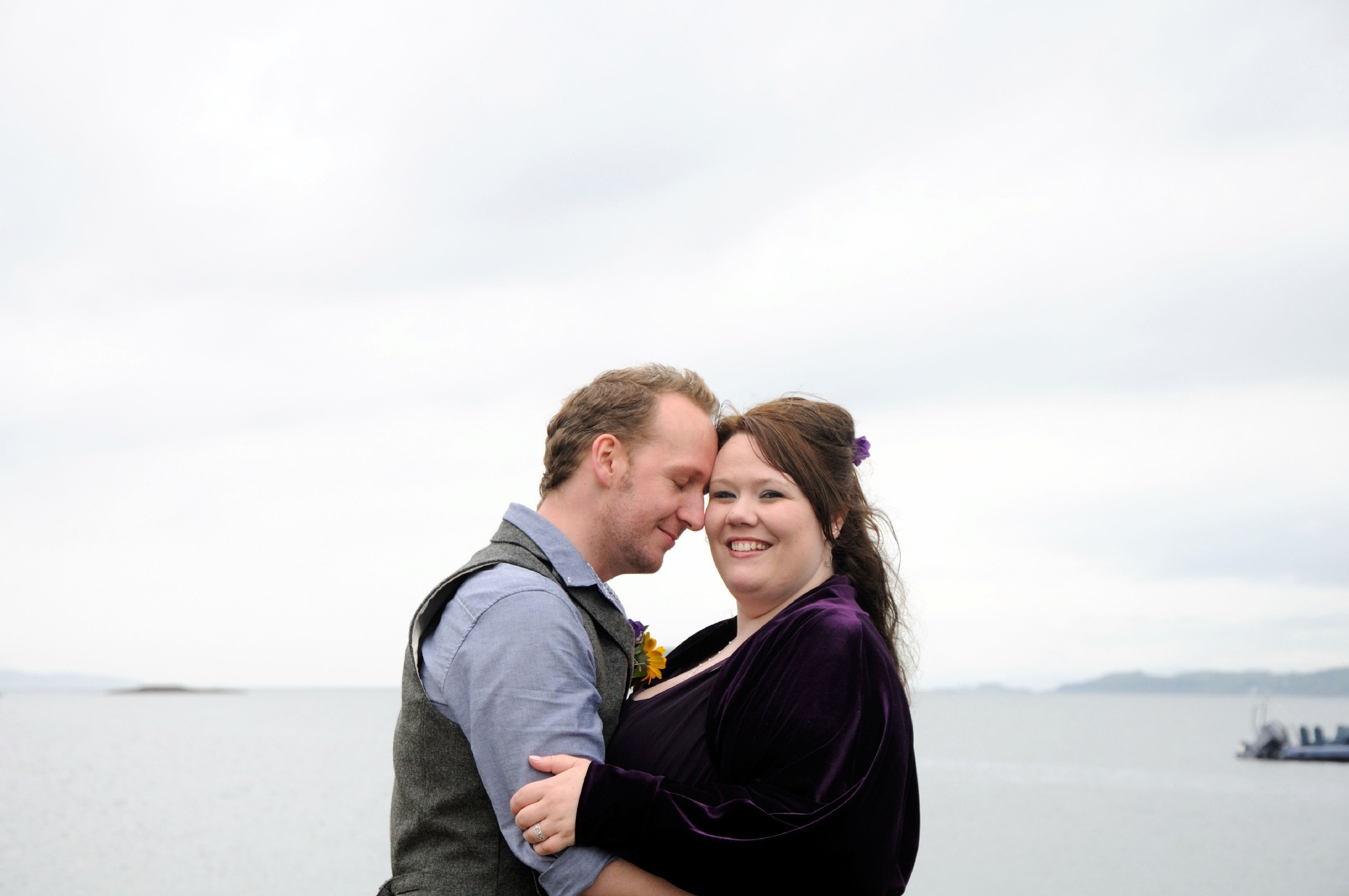 Jane and Craig - Port Appin