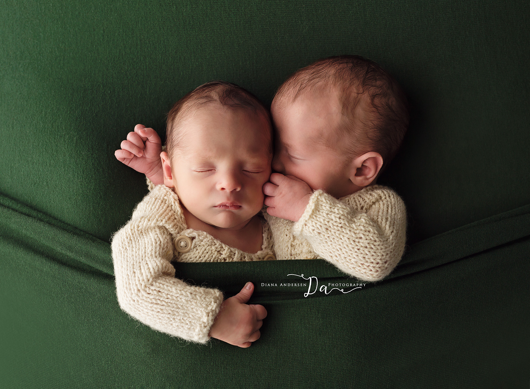 twin-newborn-session-in-studio-wyoming