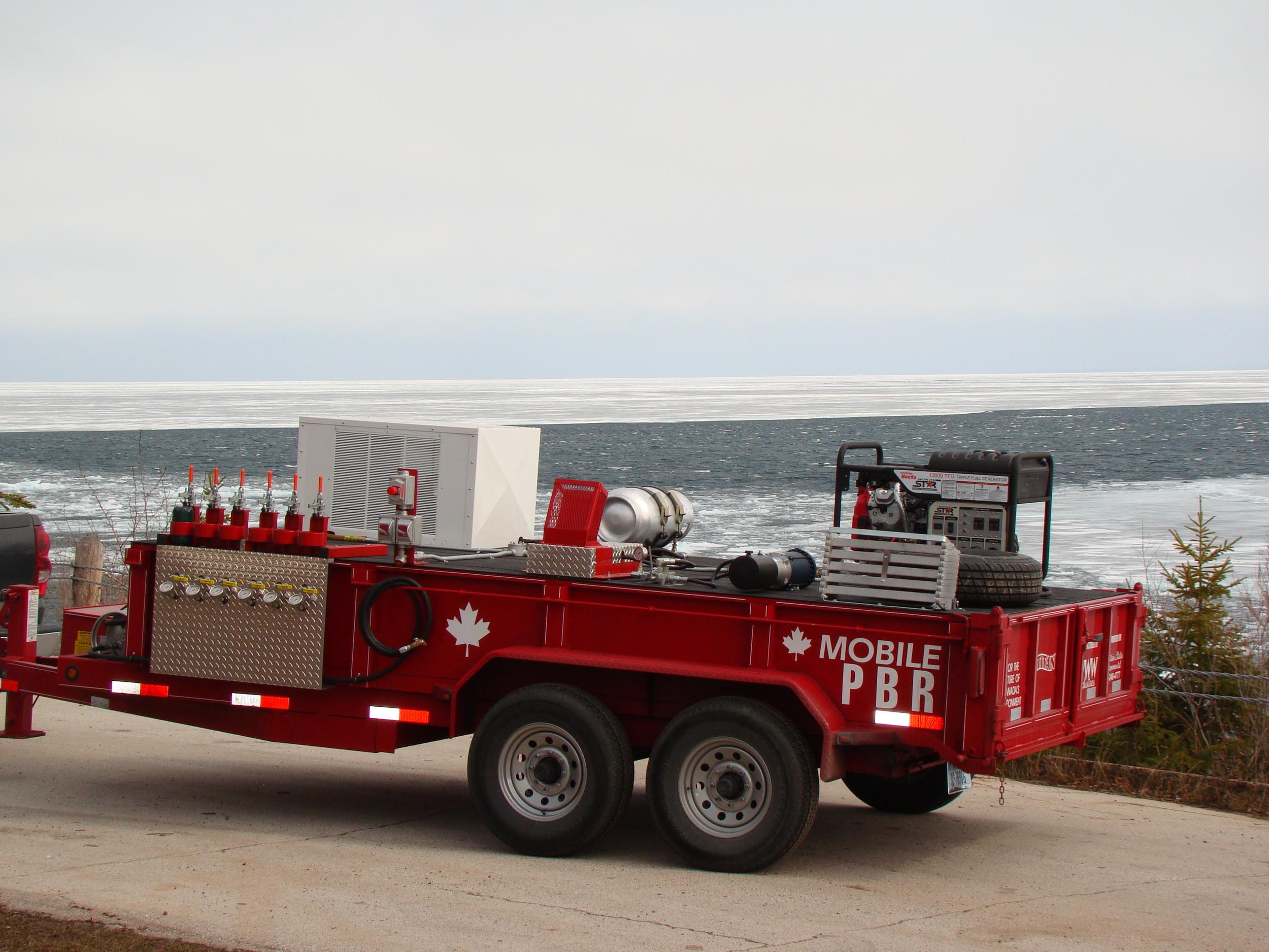 Thunder Bay Ontario Propane Bottle Recyling