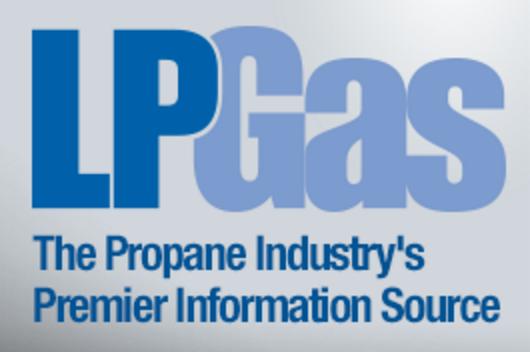 Propane Bottle Recycler LP Gas Magazine