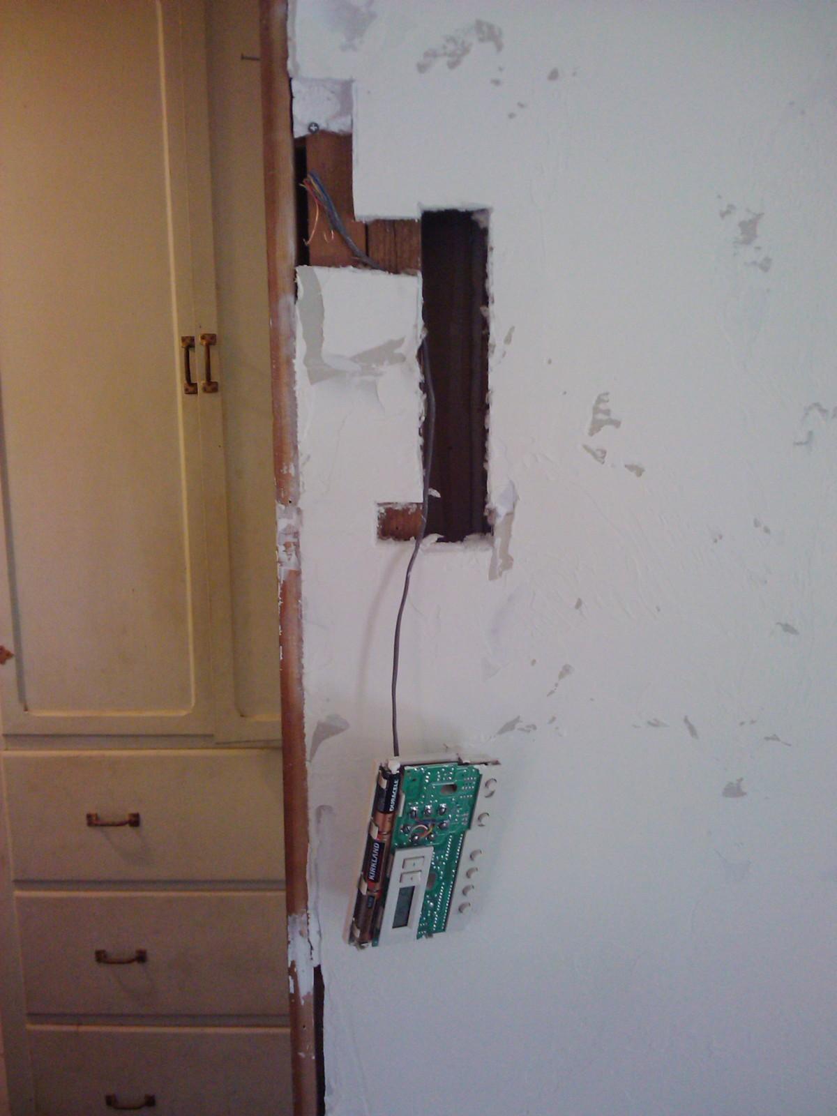 Drywall oops