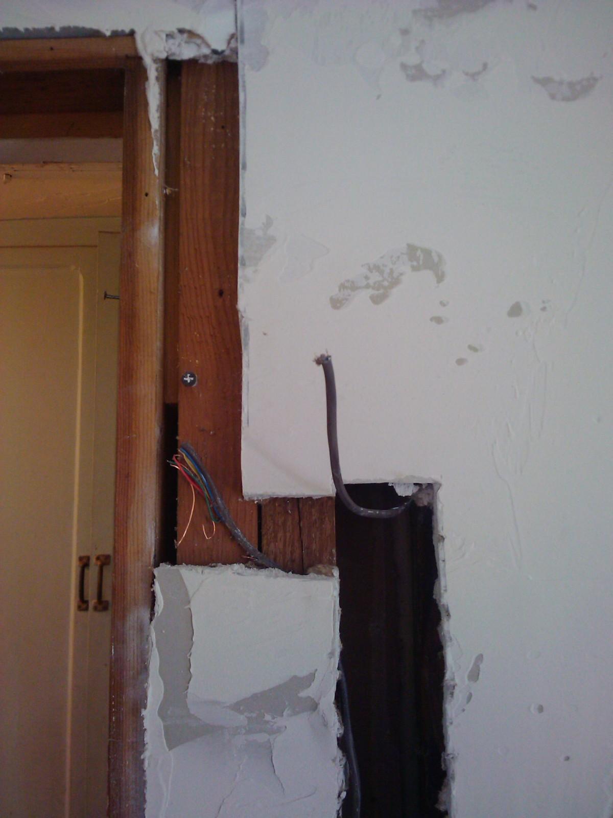 Drywall oops 3