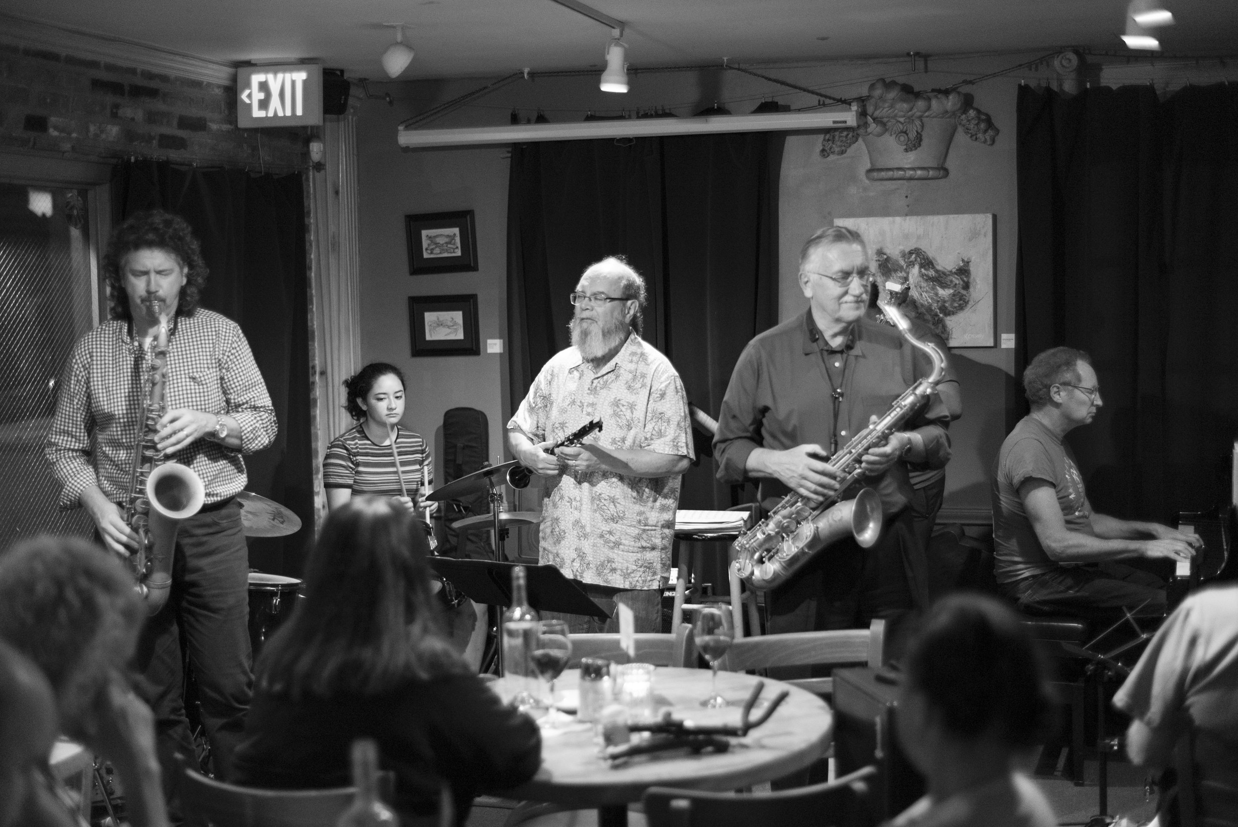 Jazz Band Master Class Jam Session