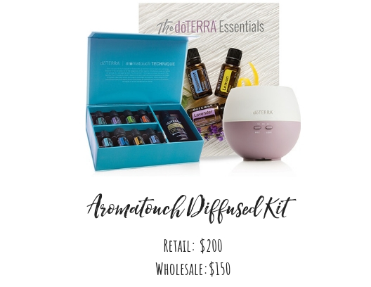 5mL Bottles:   Balance ® , Lavender, Melaleuca, On Guard ® , AromaTouch ® , Deep Blue ® , Wild Orange, Peppermint   Other Products:   Fractionated Coconut Oil (4 oz), Petal Diffuser, The doTERRA Essentials Booklet