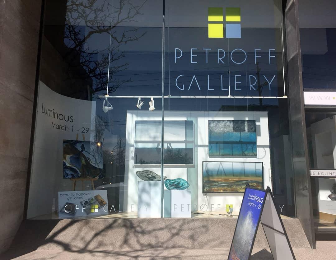 TORONTO, ONTARIO - Petroff Gallery