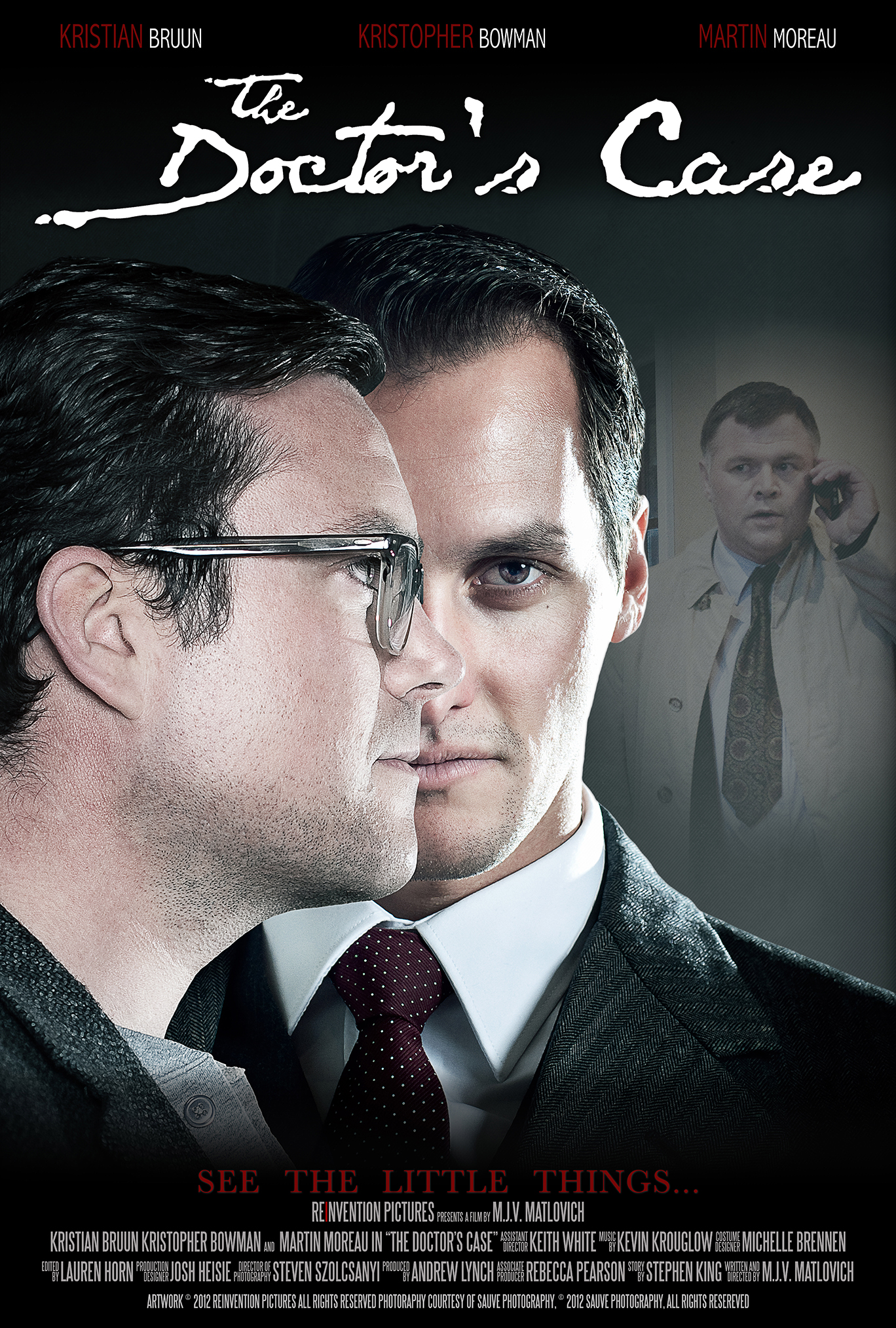 The Doctors Case - Main Poster