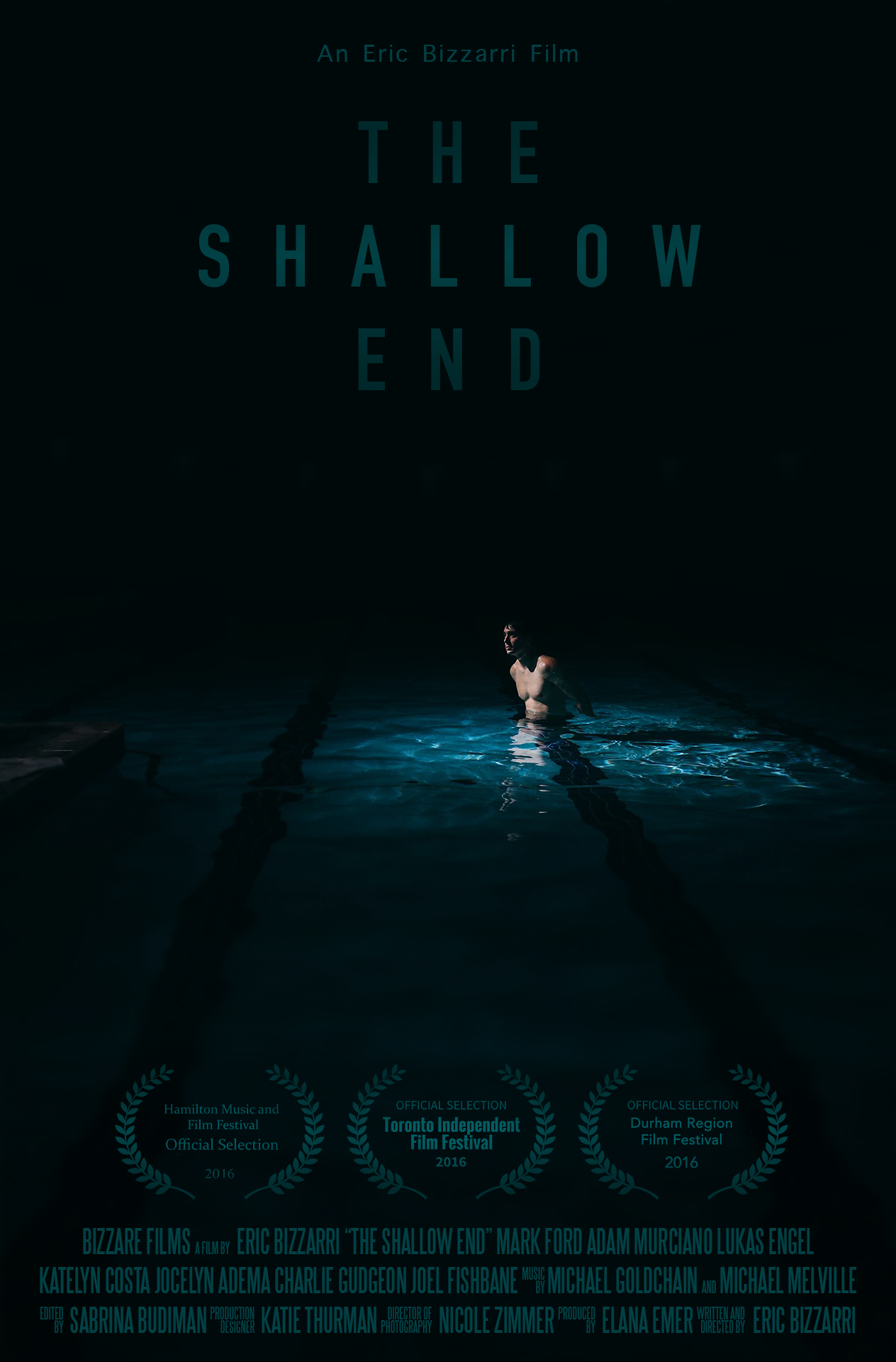 The Shallow End Poster