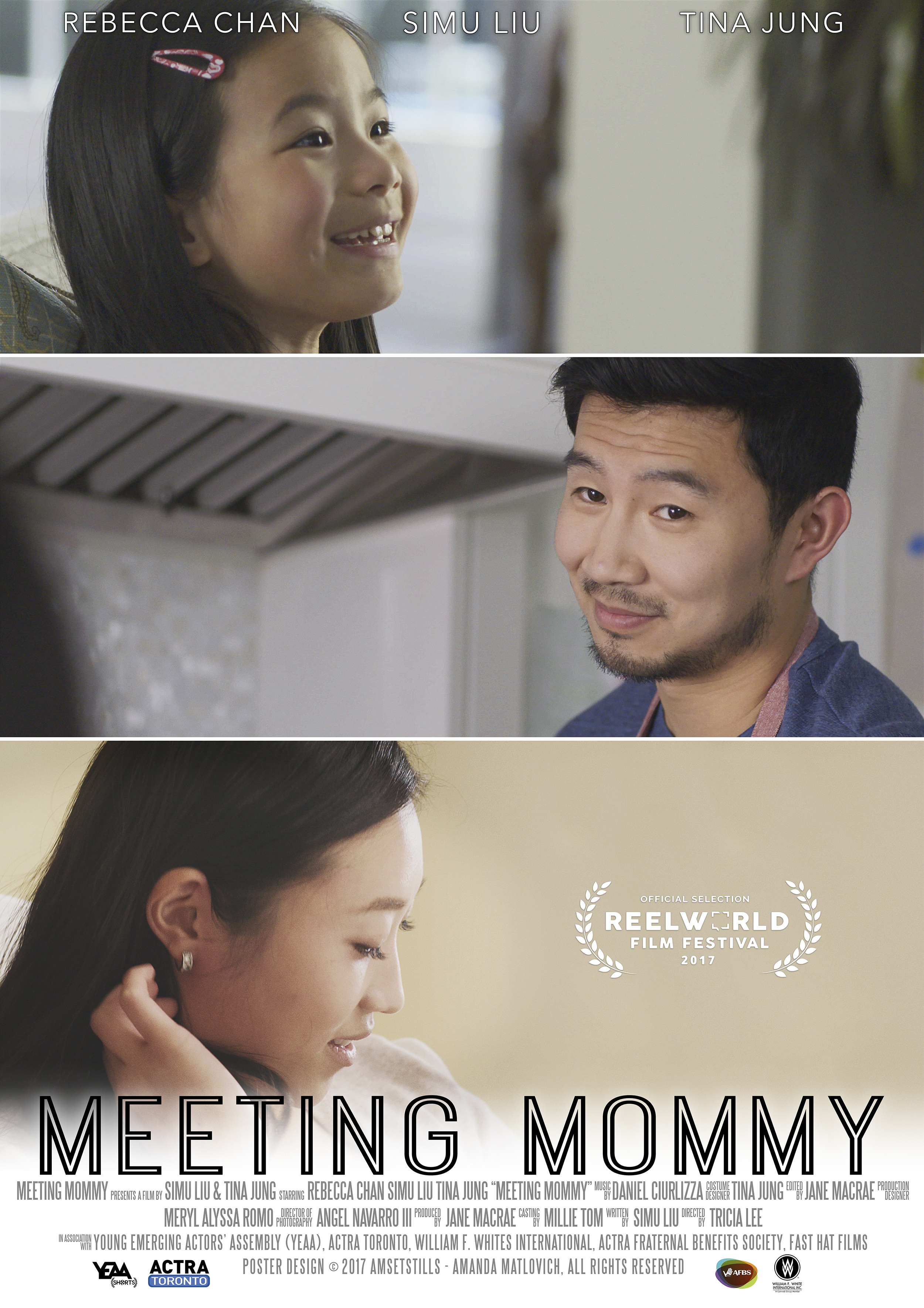 Meeting Mommy Poster - 2017