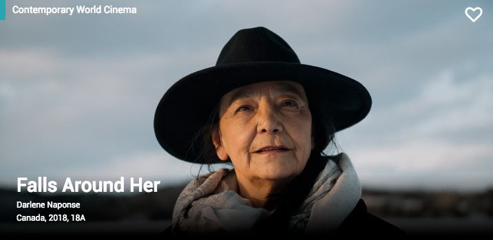 Tantoo's hat is iconic in this film.