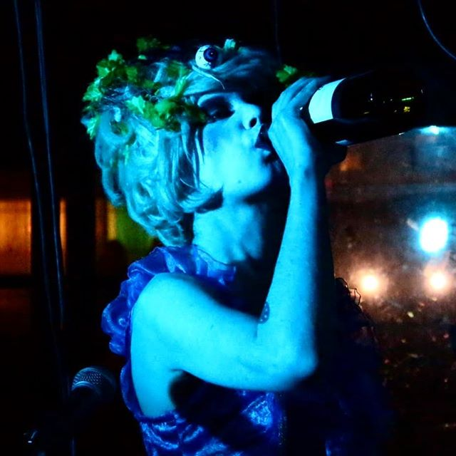 Hurrah! The working week is out so bottoms up!  #friday  #MissRoberts  #darkcabaret  #psychocabaret #avantgarde #music #postpunk