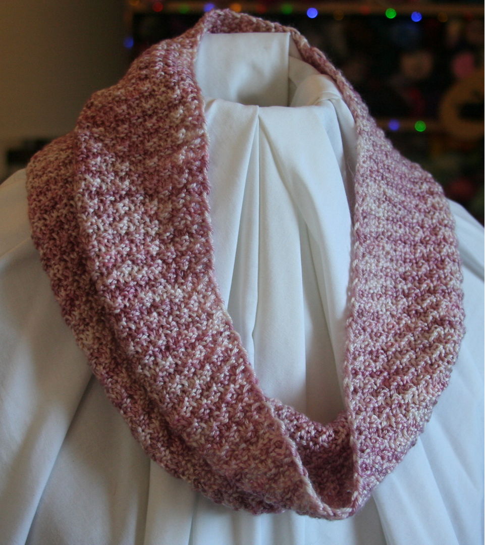 Short Simple Elegance Cowl