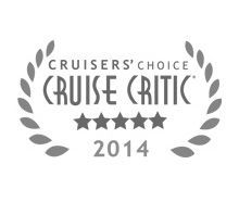 2014 CruiseCritic.com US Cruiser's Choice Awards   Best Overall
