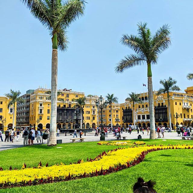 Amazing day in #lima stunning #architecture and #history #travel #luxury #peru #zenluxurytravel #visitperu