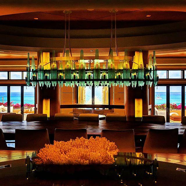 Penthouse glimpse @ritzcarlton #zenluxurytravel #travel #vacation #luxury #beach #caribbean #virtuosotravel #perks