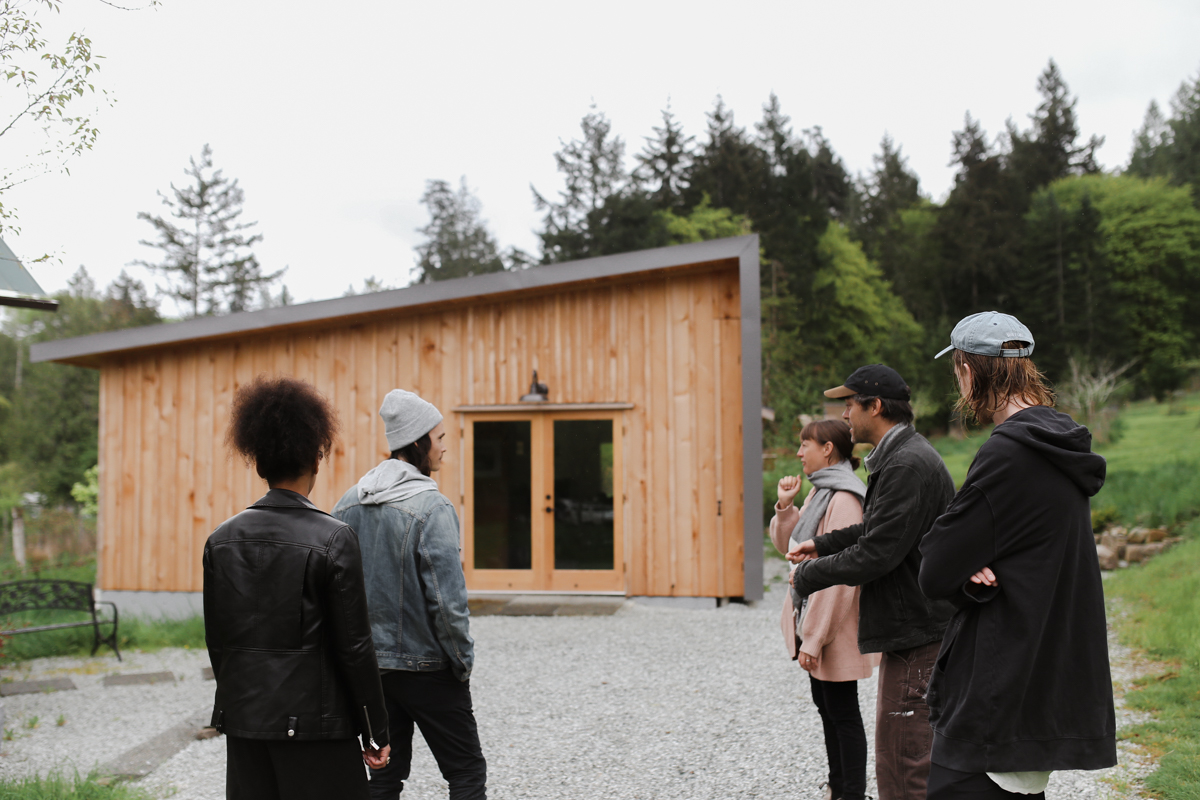"Local Wanderer visited us in August 2018… - ""Think orchards, forests, adorable cabins, and a Scandinavian-inspired sauna, all the elements you need for a restorative and relaxing weekend in British Columbia, Canada."""