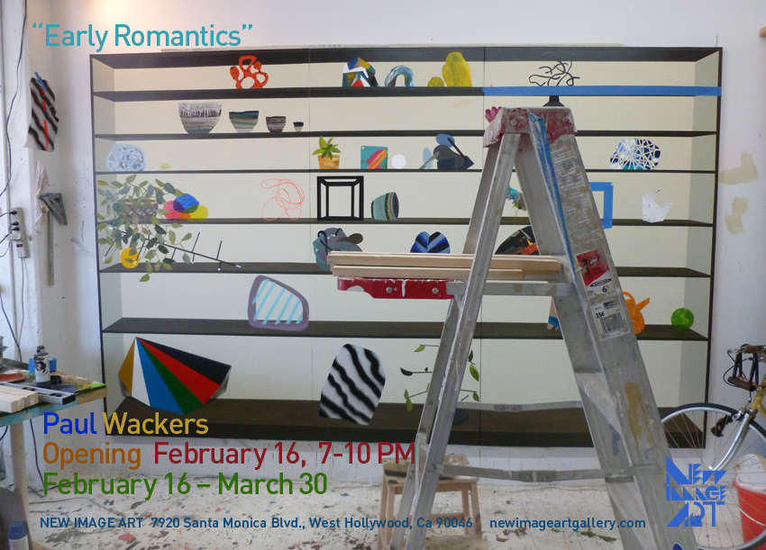 PAUL WACKERS - EARLY ROMANTICS
