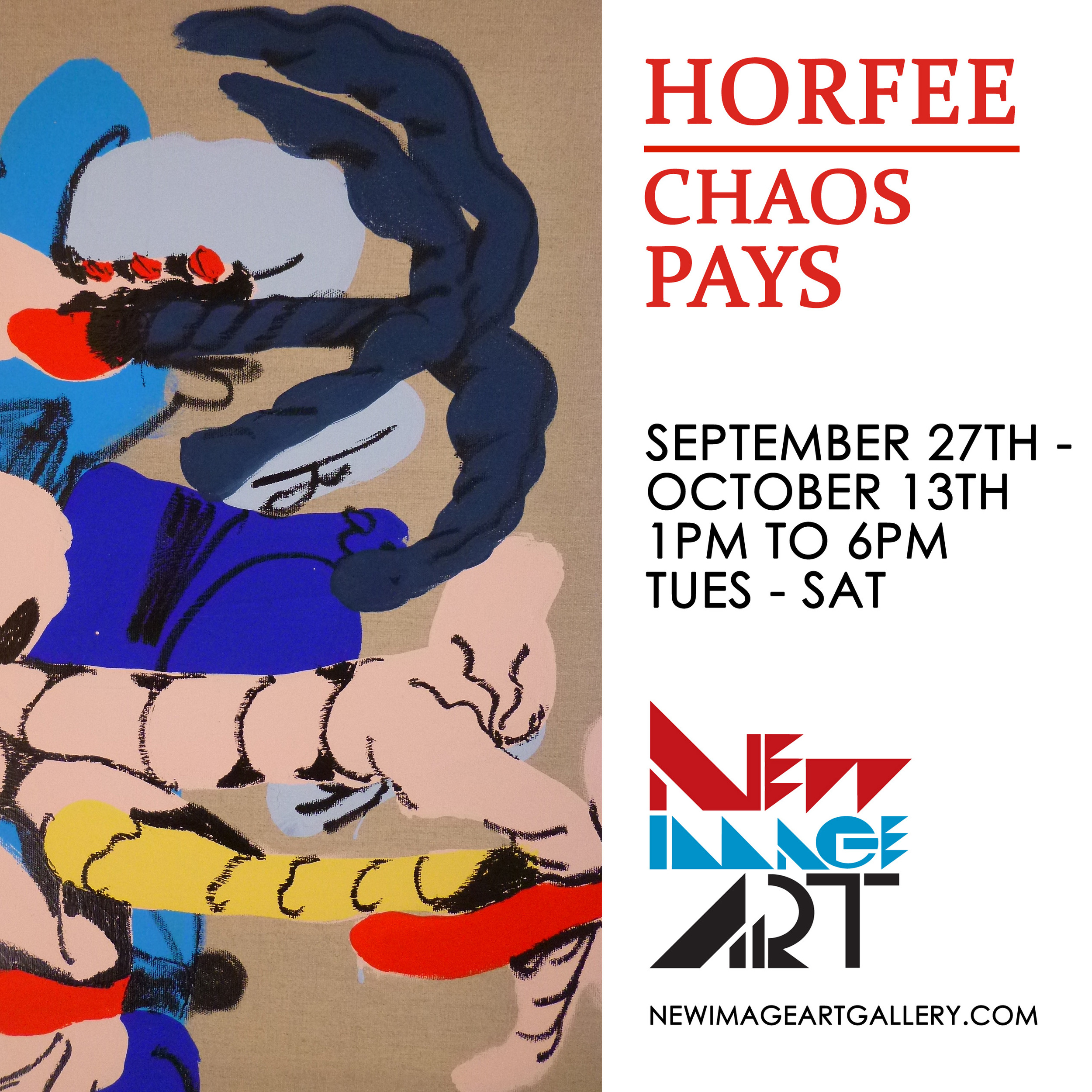 HORFEE - CHAOS PAYS