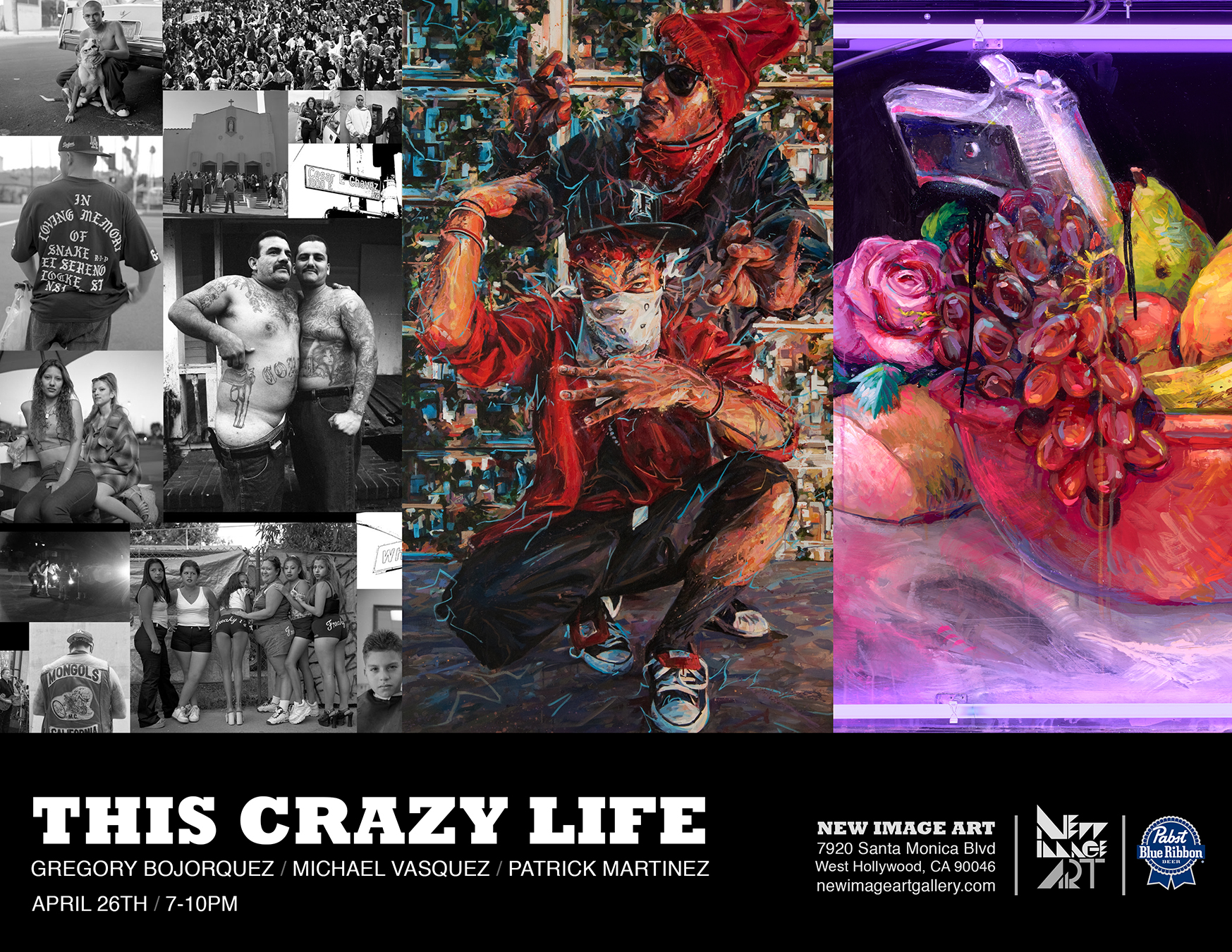 GROUP SHOW - THIS CRAZY LIFE