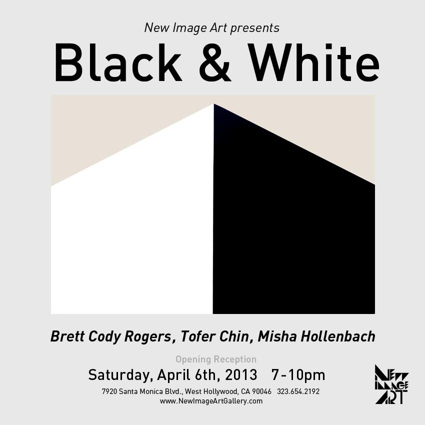 GROUP SHOW - BLACK & WHITE