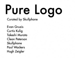GROUP SHOW - PURE LOGO