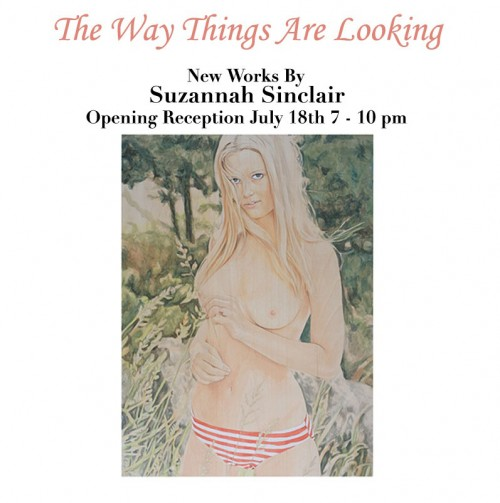 SUZANNAH SINCLAIR - THE WAY THINGS ARE LOOKING