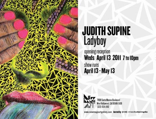 JUDITH SUPINE - LADYBOY