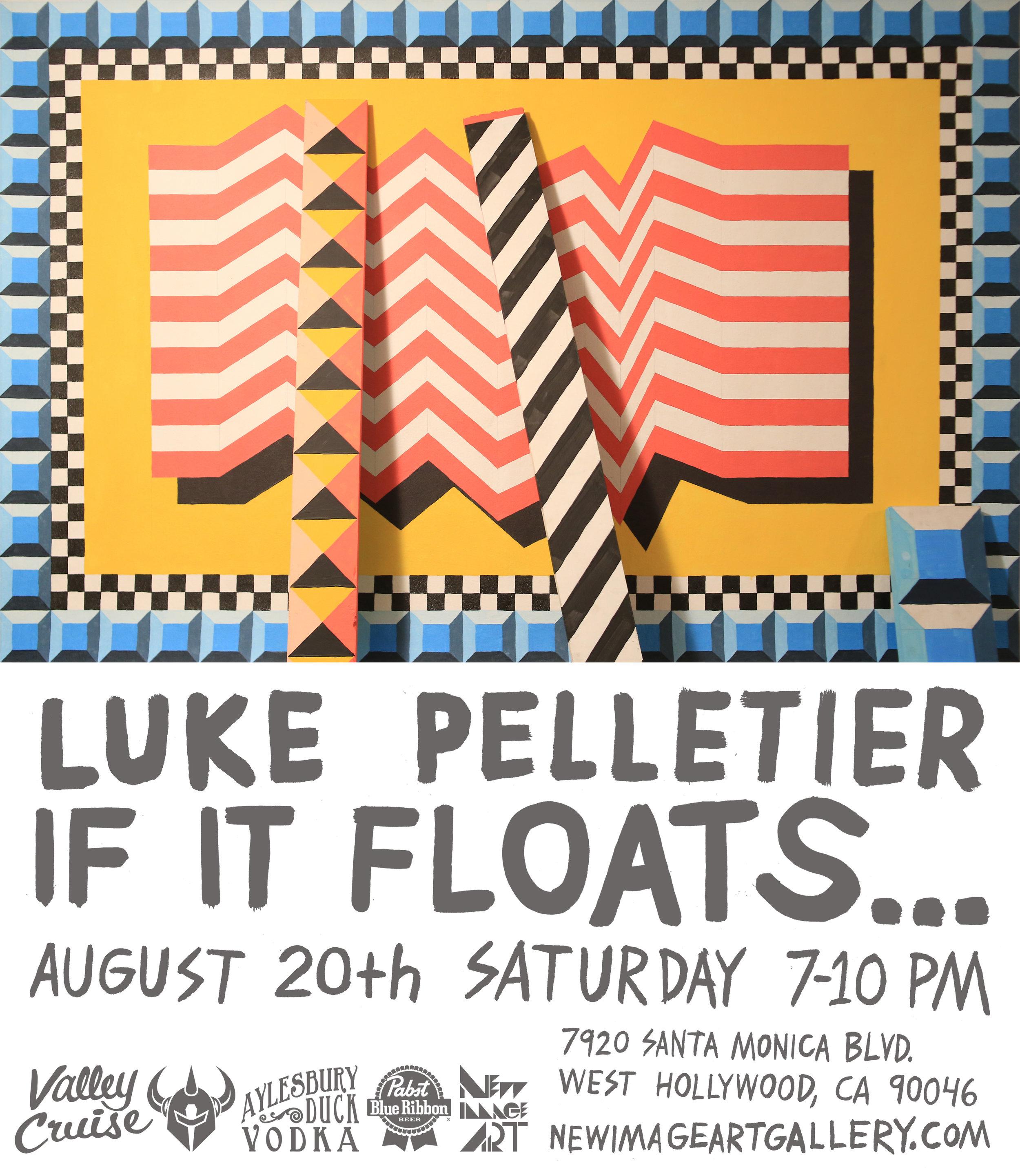 LUKE PELLETIER - IF IT FLOATS...